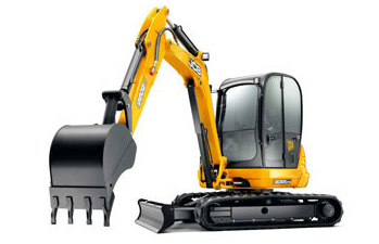 Mini excavators Wells
