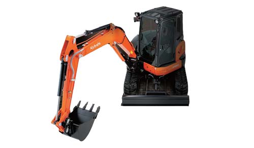 mini excavator hire yanmar Bath