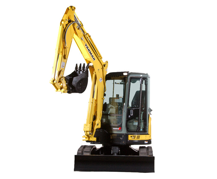 Wells mini excavator hire