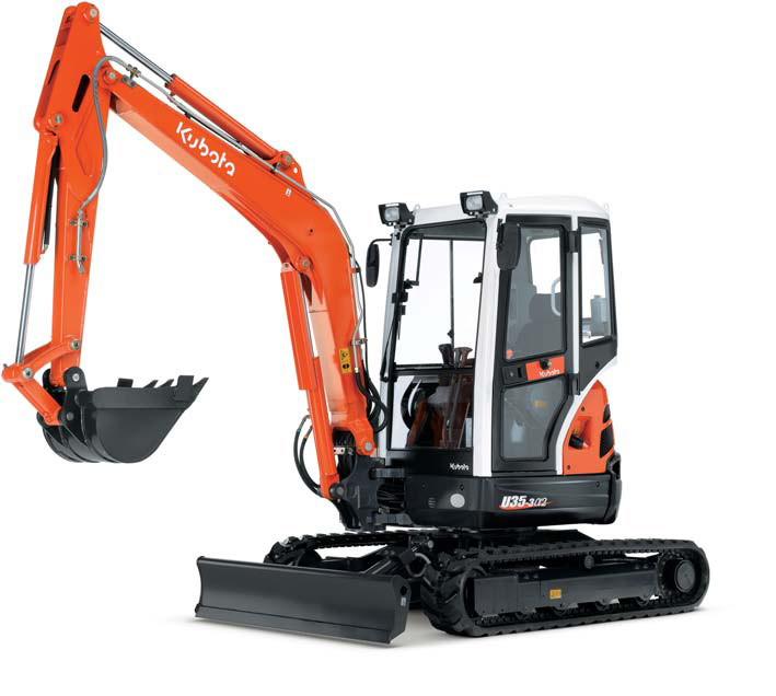 Mini excavators Oxford