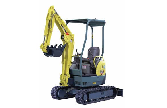 mini excavator hire yanmar Portishead