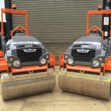 Bison Plant Hire Swindon Plant Hire Rollers