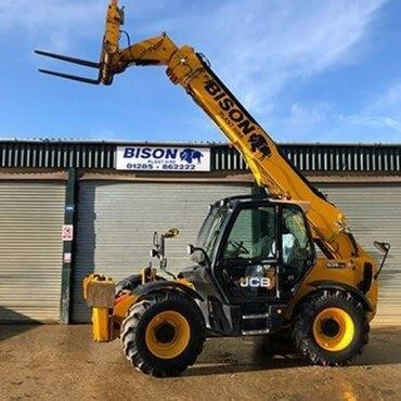Bison Plant Hire Swindon Plant Hire Telescopic Handler