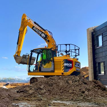 Picture of JCB 140 X